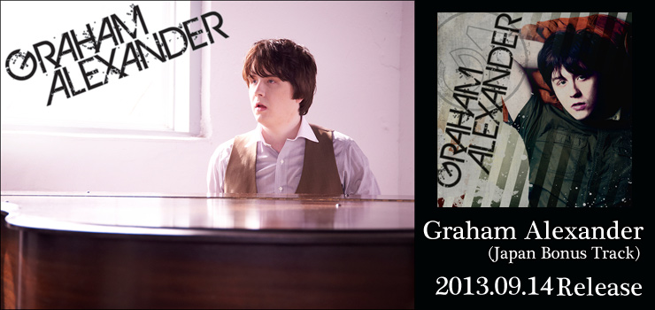 Graham Alexander - 1at Album 『Graham Alexander』 Release