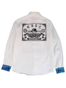 "KSLS1308HIC""GENTS""DENIM SHIRTS"