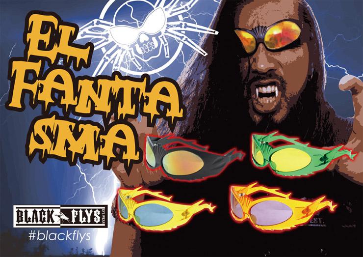 BLACK FLYS - EL FANTASMA (エルファンタズマ)