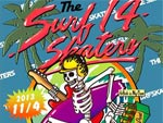 THE SURFSKATERS 14 – 2013年11月4日(月) at 湘南茅ヶ崎 裏パーク