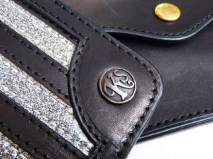 BORDER LEATHER WALLET<