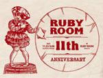 RUBYROOM 11th ANNIVERSARY!!!! – 2013.11/03 (sun) at Shibuya RUBYROOM
