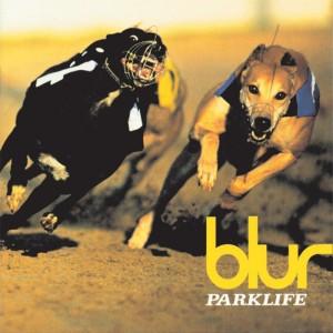 blur - 3rd アルバム『パークライフ』