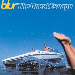 blur - 4th アルバム『ザ・グレイト・エスケープ』