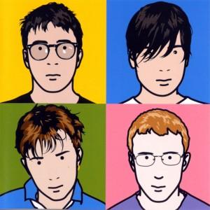 blur - ベスト・アルバム『ザ・ベスト・オブ』