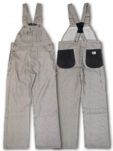 "KSLP1323 ""RED NECK"" OVERALL"
