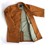 LAF  - nylonjacket / brass button