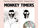 MONKEY CLASSICS – MONK-Release Party 2013/12/14 (sat) at 渋谷amate-raxi