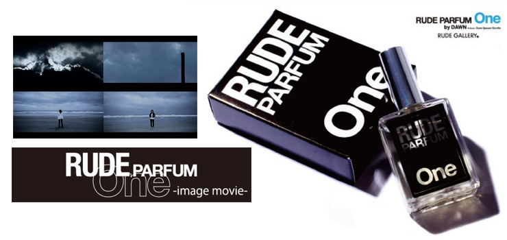 RUDE GALLERY/ RUDE PARFUM「One」 - image movie-