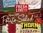 Rock'n Roll POTATO SALAD vol.02 – 2014.02.15 at 東高円寺U.F.O CLUB