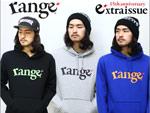 range×EXTRA ISSUE 15TH コラボ パーカー