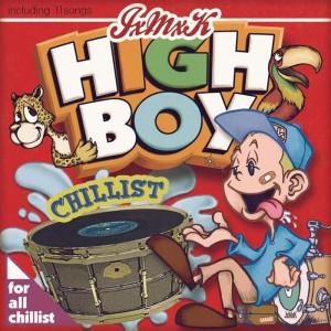 JxMxK - 1st Album 『High Boy Chillist』