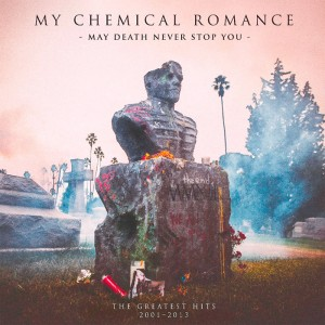 My Chemical Romance - BEST ALBUM 『MAY DEATH NEVER STOP YOU The Greatest Hits 2001-2013』 Release