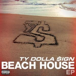 Ty Dolla $ign - デビューEP 『Beach House』 Release