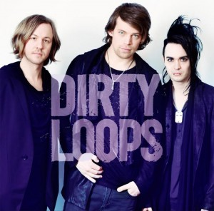 DIRTY LOOPS - 1st Album 『Loopified (ダーティー・ループス)』 Release
