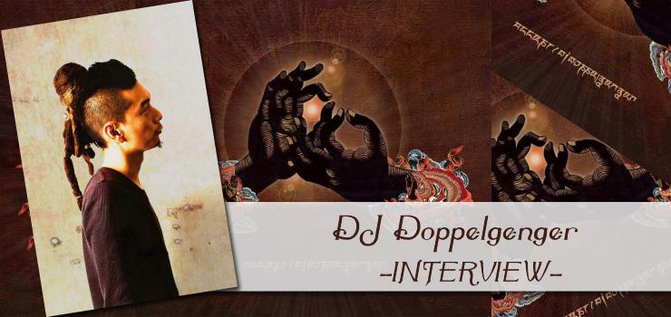 DJ Doppelgenger  - INTERVIEW