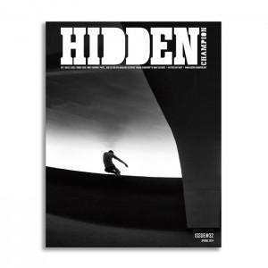 ミックスカルチャーフリーマガジン『HIDDEN CHAMPION』のIssue#32(Spring 2014)
