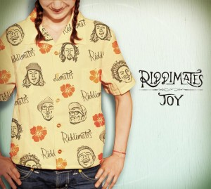 RIDDIMATES - New Album 『JOY』 Release