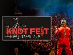 SLIPKNOT 主催のロックフェス『KNOTFEST(ノットフェス)』日本上陸!2014年11月15日・16日(土・日)at 幕張メッセ 国際展示場9~11ホール