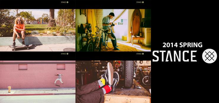 STANCE - 2014 SPRING
