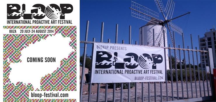Biokip presents BLOOP Festival 2014 - 開催に先駆け『THE BEST (一番)』ポスターコンテストを実施