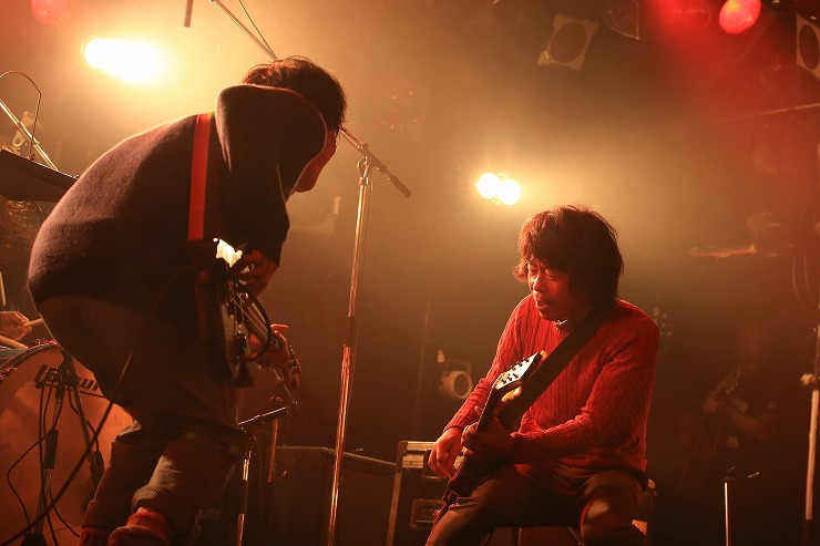 真心ブラザーズ - 2014.04.11(fri) at SHIBUYA CLUB QUATTRO Report