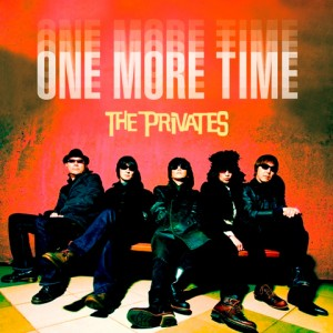 THE PRIVATES - 配信シングル『ONE MORE TIME』 Release