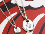 The Rolling Stones × GARNI – Tongue & Lips Pendant