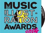 MUSIC ILLUSTRATION AWARDS 2014 – 2014.5.16 (fri) – 5.25 (sun) at KATA
