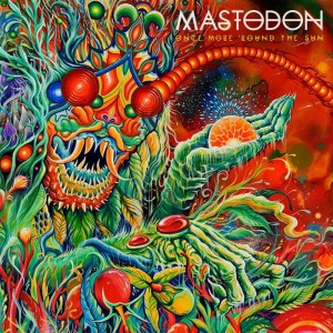 MASTODON - New Album 『ONCE MORE 'ROUND THE SUN』 Release