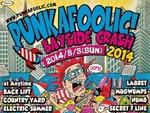 PUNKAFOOLIC! BAYSIDE CRASH 2014 – 2014.08.03(sun) at 東京晴海客船ターミナル特設ステージ