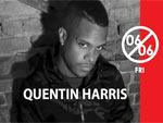 QUENTIN HARRIS 来日公演 2014.06.06(Fri) at 表参道ORIGAMI