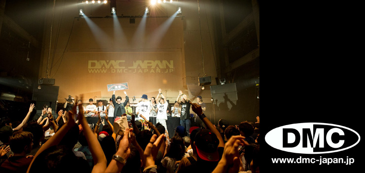 DMC JAPAN DJ CHAMPIONSHIPS 2014 supported by KANGOL