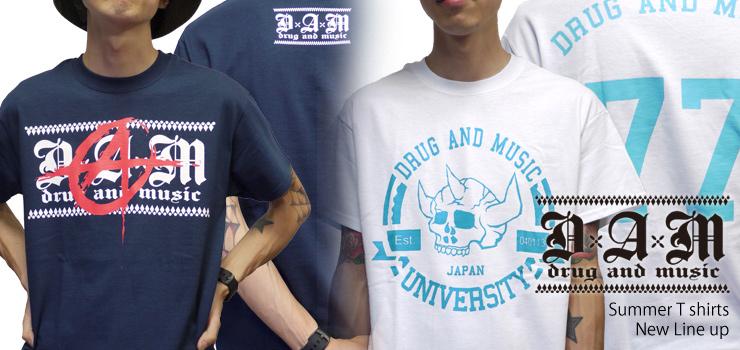 DxAxM - Summer T shirts New Line up
