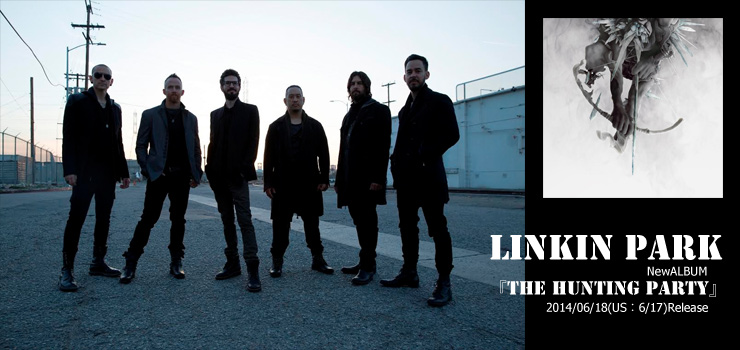 Linkin Park - 『Until It's Gone』 Official Music Videoを公開!