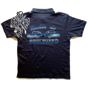 La Familia Original - Noches de Blvd (polo shirts & work shirts)