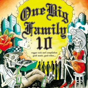 V.A.  - 『ONE BIG FAMILY 10』 Release