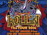 ROLLIN' The TOUR 2014