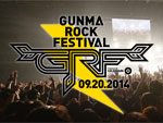 GUNMA ROCK FESTIVAL 2014 ~出演アーティスト第二弾~