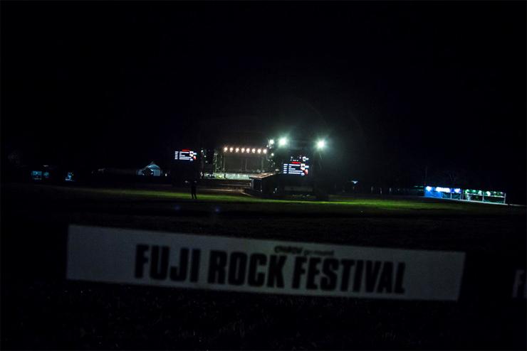 GOLDIE~オールナイトフジ~ @ FUJI ROCK FESTIVAL '14 LIVE REPORT