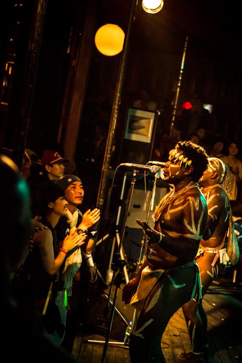 NARASIRATO @ FUJI ROCK FESTIVAL '14 LIVE REPORT