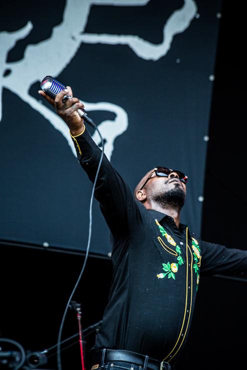 THE HEAVY @ FUJI ROCK FESTIVAL '14 LIVE REPORT