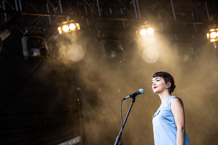 THE LUMINEERS @ FUJI ROCK FESTIVAL '14 LIVE REPORT