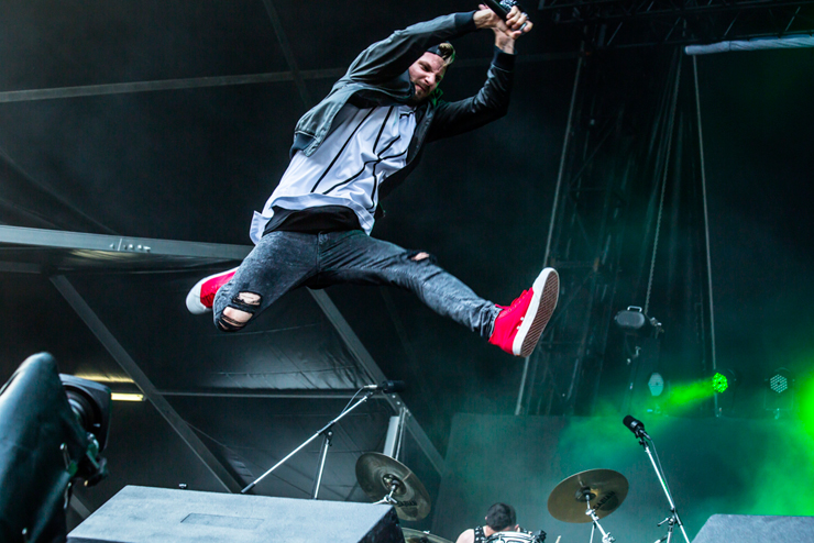 THE QEMISTS @ FUJI ROCK FESTIVAL '14 LIVE REPORT