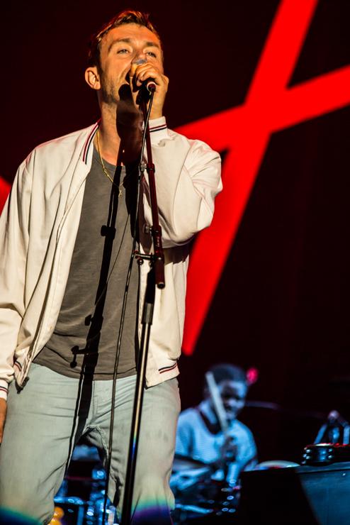 DAMON ALBARN @ FUJI ROCK FESTIVAL '14 LIVE REPORT