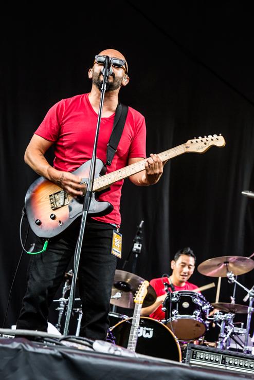 OZOMATLI @ FUJI ROCK FESTIVAL '14 LIVE REPORT