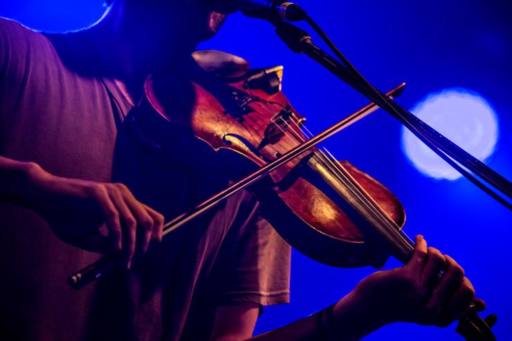 OWEN PALLETT @ FUJI ROCK FESTIVAL '14 LIVE REPORT