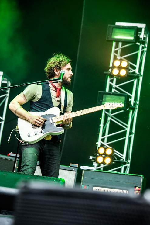 JOHN BUTLER TRIO @ FUJI ROCK FESTIVAL '14 LIVE REPORT