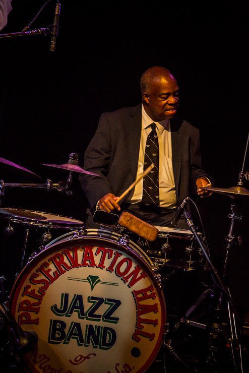 PRESERVATION HALL JAZZ BAND @ FUJI ROCK FESTIVAL '14 LIVE REPORT