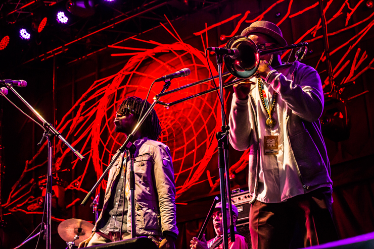The Skatalites @ FUJI ROCK FESTIVAL '14 LIVE REPORT